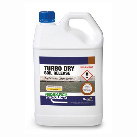 Turbo Dry Soil Release 5litre pH 8-9