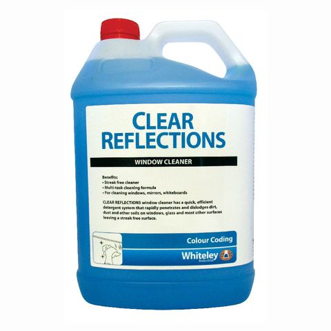 Clear Reflections Window Cleaner 5 litre