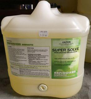 Super Solve HD Cleaner & Degreaser-15L