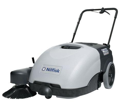 Nilfisk SW750 Battery Sweeper
