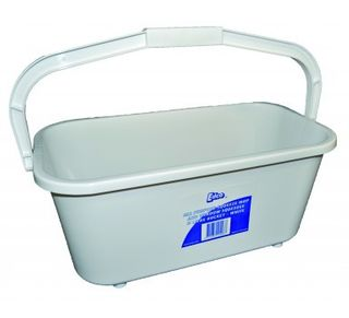 Edco 11Ltr White Mop Bucket All Purpose