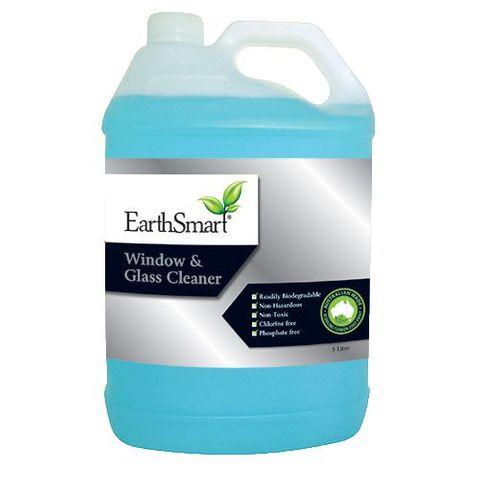 Earth Smart Window & Glass Clean 5Lts