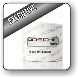 Toilet Rolls 2 Ply 400 Executive I/W