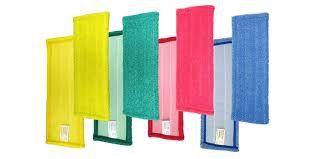 Clean/Dry L/P Microfibre Cover Green