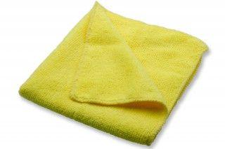 Antibacterial H/C M/F Cloth 40x30 Yellow