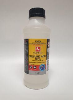 Sulfuric Acid 98% 1lt
