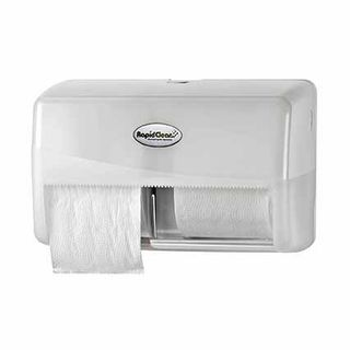 White Mini Little Jumbo Dispensers
