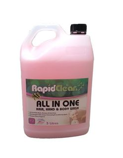 817801 All In One Hair Hand & Body Soap