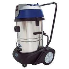 Commercial Wet&Dry Vac 60L S/Steel