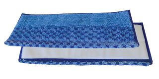 Scrub & Clean Cover for Velcro Blue 40cm