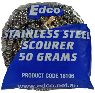 Edco Ind. Stainless Steel Scourer 50gm