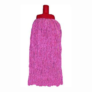 Edco Durable Mop - RED