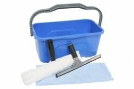 Economy Window Cleaning Kit+12lt Bucket