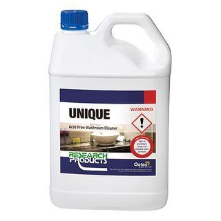 Unique Non Acid Cleaner pH7.5-8.5