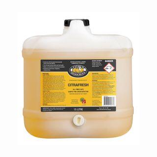 Citrafresh - Citrus Carpet Prespray 15l