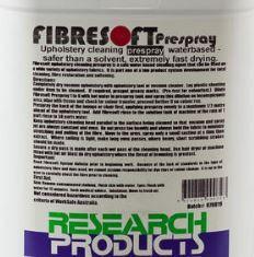 Fibresoft Prespray (Red Spot) 15lts