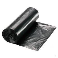 Kitchen Tidy Bags Large 36Ltr Roll Black