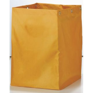 Yellow Bag to suit Janitors Cart