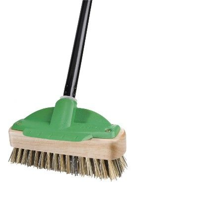 Household Deck Scrub & Handle