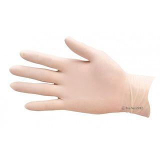 Proval Gloves Securitex LP Latex Med ctn