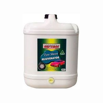 Septone Tyre Sheen pail 20L water based