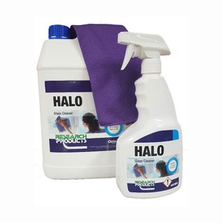 Halo Pack 5Litre+750ml+M/Fib Glass Cloth