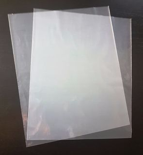 230x150mm 50um Ldpe bags (1000) box