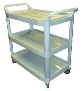 Edco Utility Cart - Grey