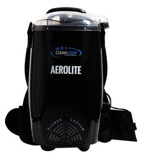Aerolite 1400w Backpack (BLACK)