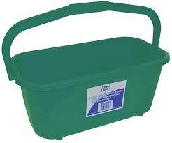 Edco 11Ltr Mop Bucket Green All purpose