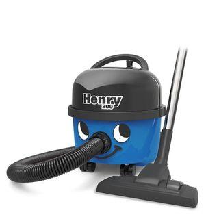Henry Vacuum Blue