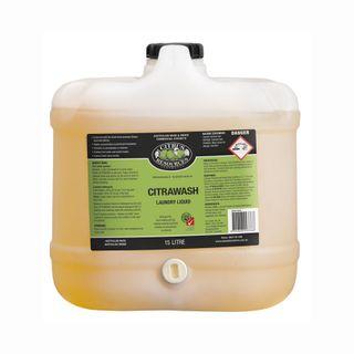Citrawash Laundry Liquid 15 litre