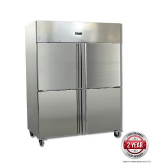 GRAND ULTRA Four S/S door upright Freeze
