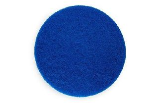 Motor Scrubber Blue Cleaning Pad 200mm