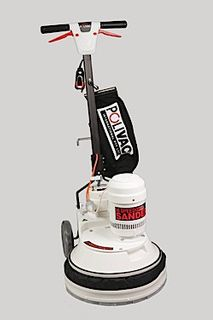 Polivac Rotary Suction Sander Low Speed