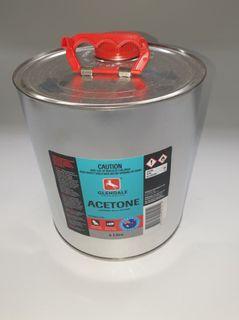 Acetone - 4 Litre