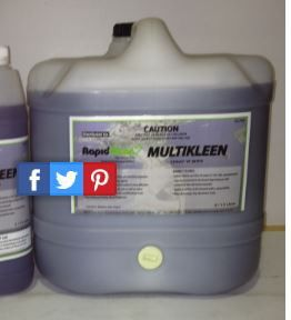 Multikleen Spray n Wipe-15 Litres