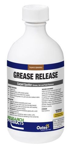 Grease Release Carpet Cleaning 500 ml