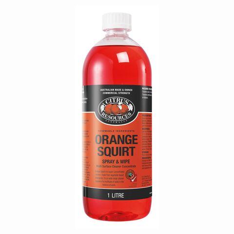 Orange Squirt Citrus Spray & Wipe 1ltr