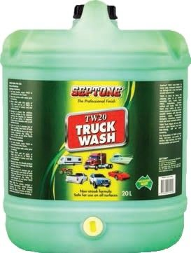 Septone Truck Wash TW20-20 Litres