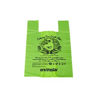 Small Singlet Bags-compostable Ctn/1000