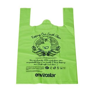 Large Singlet Bags-compostable Ctn/500