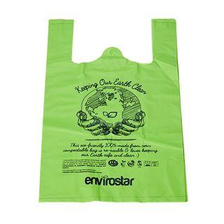 Large Singlet Bags-compostable Ctn/500