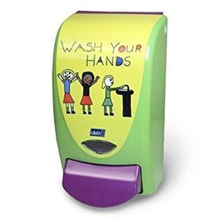 Wash Your Hands Kids Dispenser