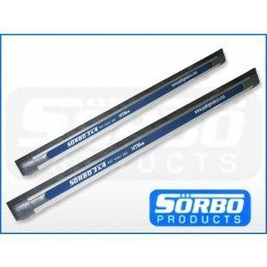 "Sorbo Channel & Rubber 18""/45cm Plugs"