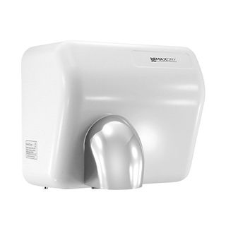 Trademax ABS Plastic Hand Dryer-White