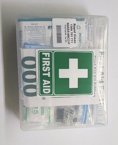 First Aid Kit - car Kit