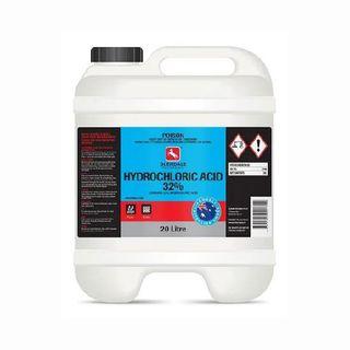 Hydrochloric Acid 15 litre 32% Pool clea