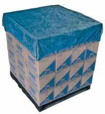 Pallet Covers Blue 1.4 x 1.4m