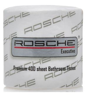 Rosche 2ply 400 sheets  embossed Exectiv